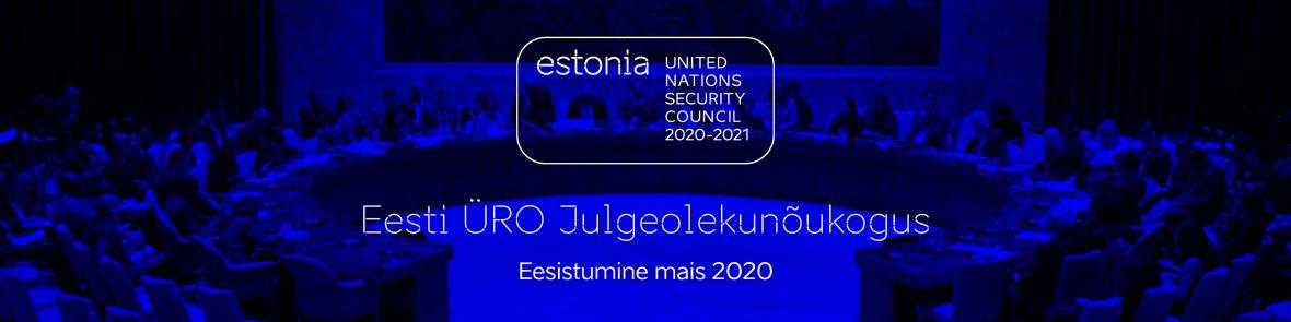Eesti eesistumine ÜRO julgeolekunõukogus